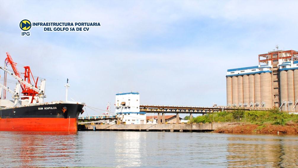 Infraestructura Portuaria del Golfo