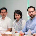 Embajadores miembros del ASEAN