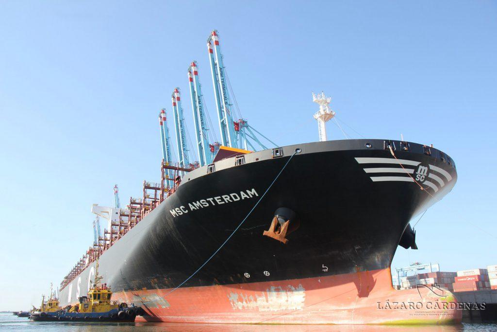 Sistema Portuario Nacional Mexicano