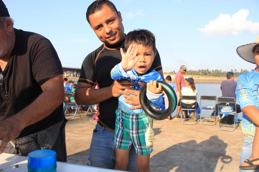Torneo de Pesca Infantil